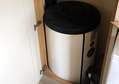 Dimplex 100 litre buffer tank