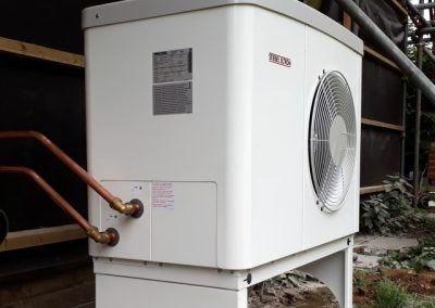 Stiebel Eltron Classic air source heat pump