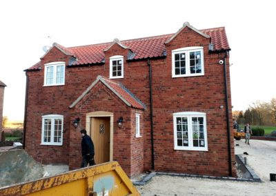 New house in North Nottinghamshire