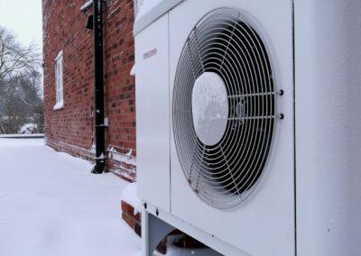 Stiebel Eltron Air Source Heat Pump in North Nottinghamshire