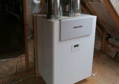 Mechanical Ventilation and Heat Recovery (MVHR)