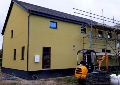 Passive House Kensa 3kW ShoeboxGround Source Heat Pump