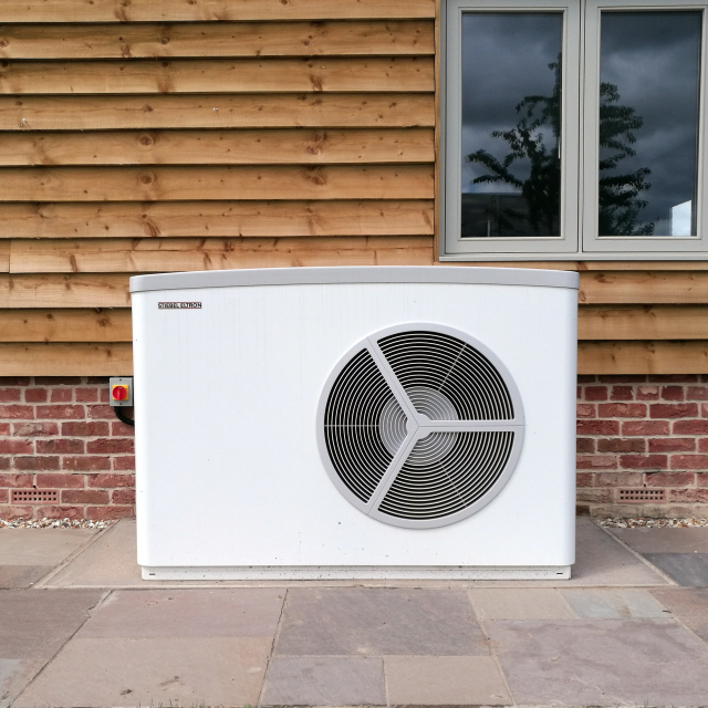 Stiebel Eltron Air Source Heat Pump